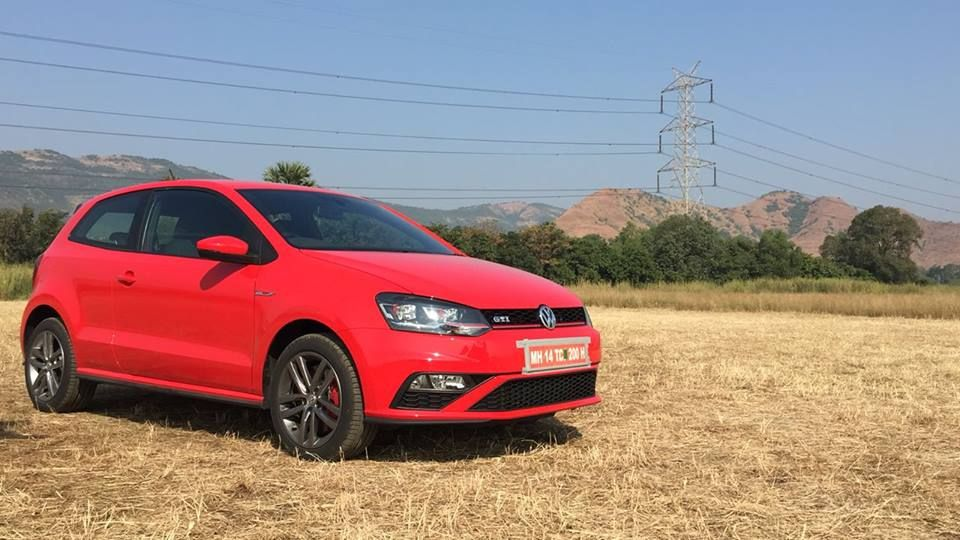 Vw Polo Gti Launched In India At Inr 25 99 Lakhs Volkswagen Polo Volkswagen Polo