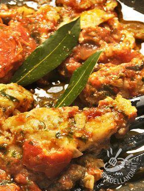 Baccal alla livornese ricetta ricette ricette for Cucinare vegetariano