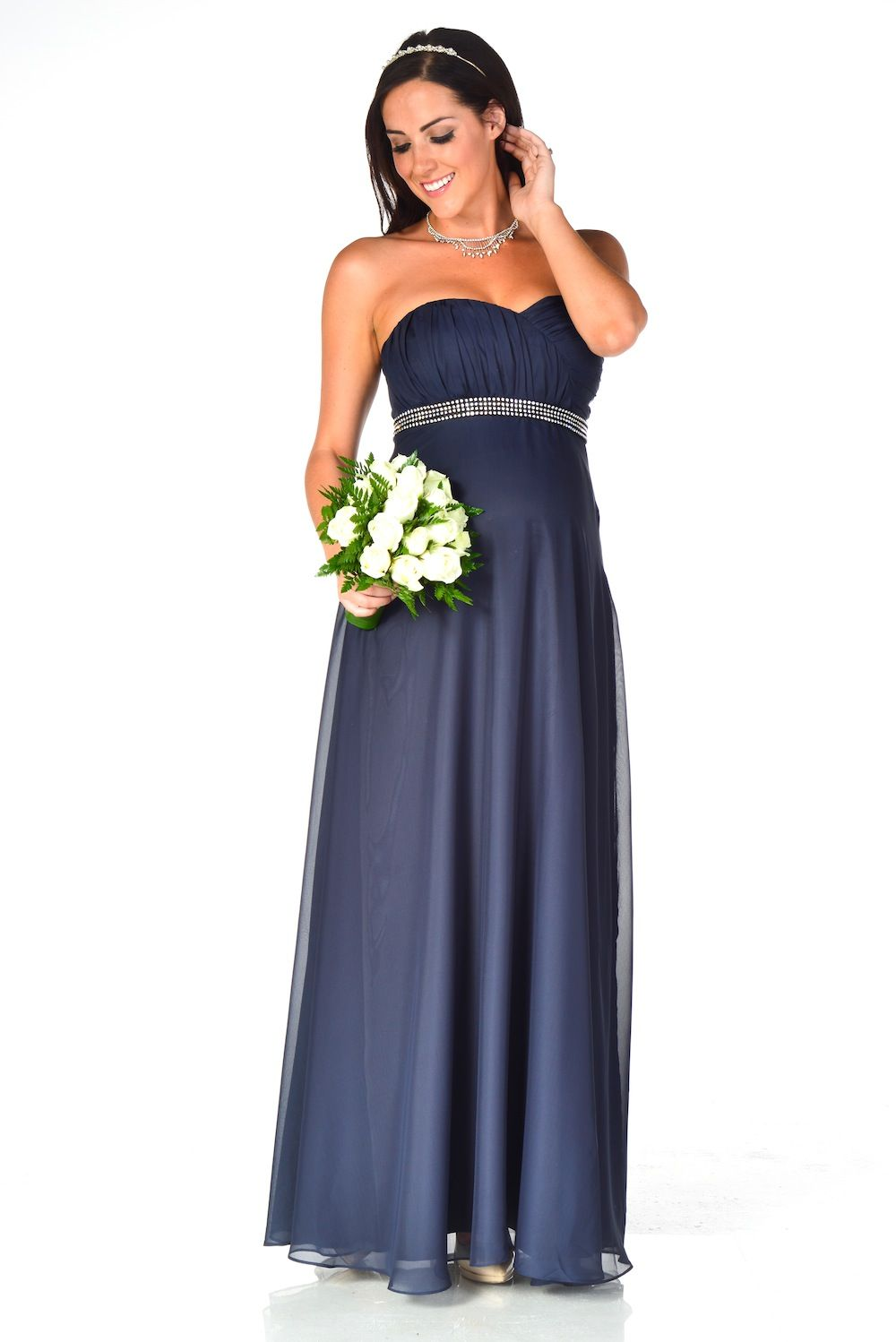 Bridesmaid dresses midnight blue top blue bridesmaid dresses