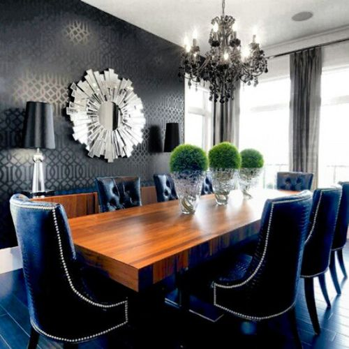 So Rich Interior Designs Diningroom Dining Rooms Home