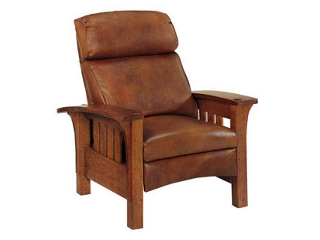 Morris chair: The First Trial of Recliner Chairs (With