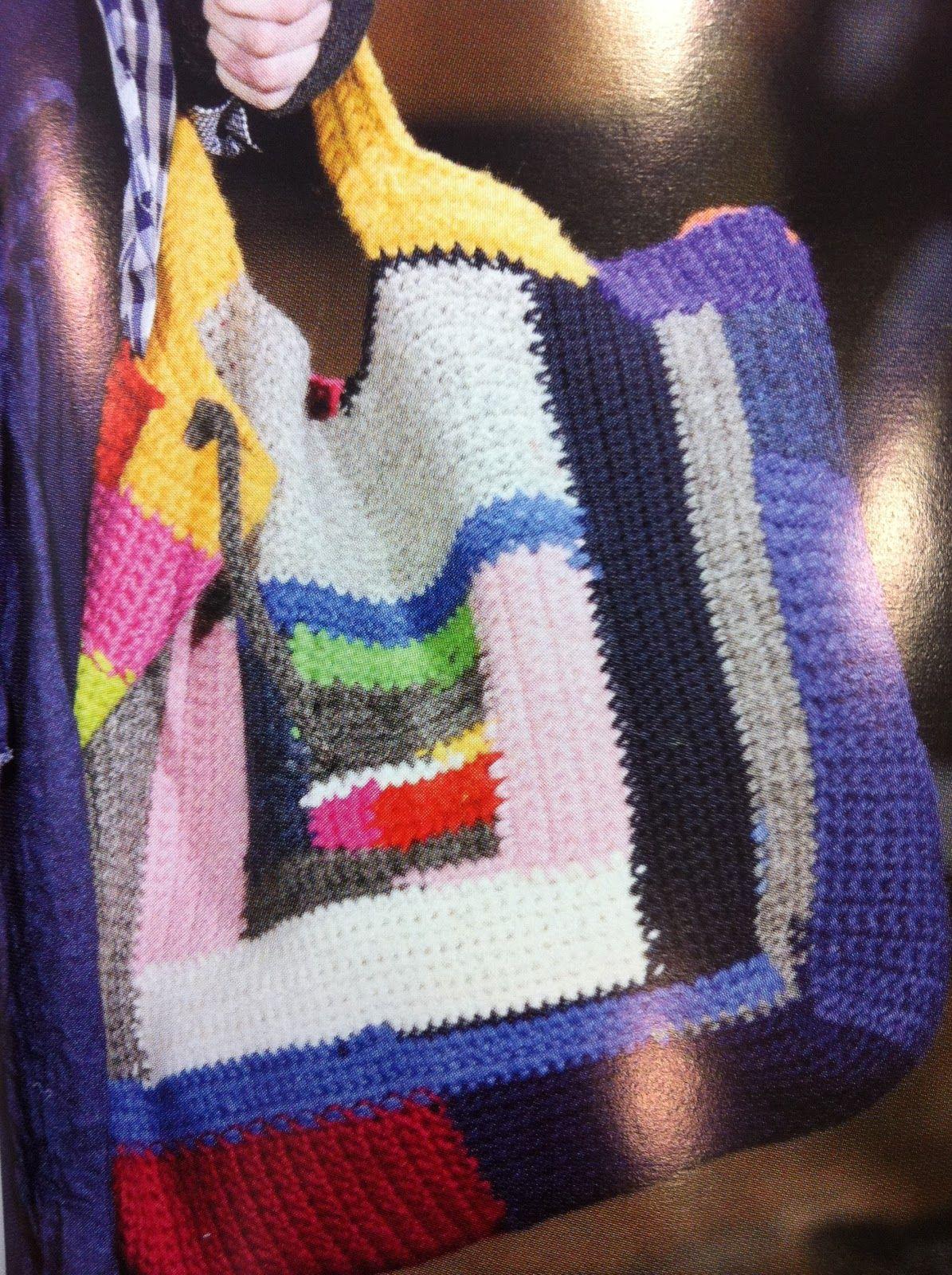 471be2b1f8 Risultati immagini per daniela gregis borse | crochet bags | Borse ...