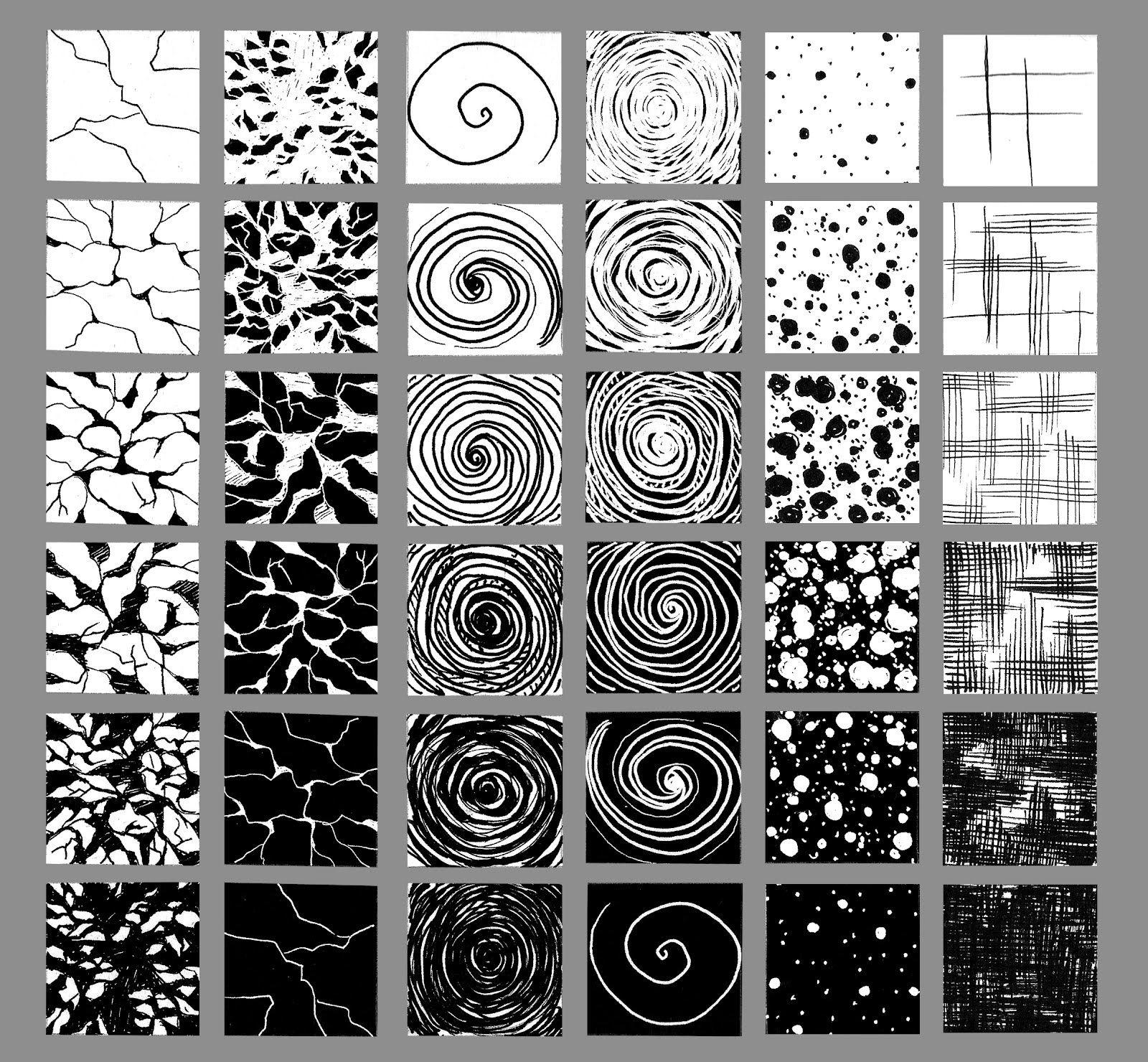 Hanguyen 36 Custom Textures Texture Drawing Texture Art