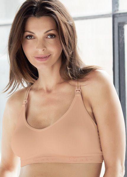 81ca43936bba1 Cake Lingerie - Nude Cotton Candy Nursing Bra