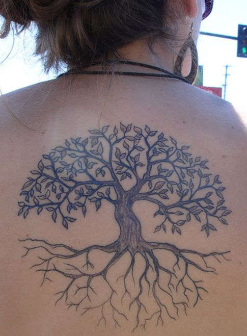 Tree Of Life Tattoo Designs And Ideas Tree Of Life Tattoos