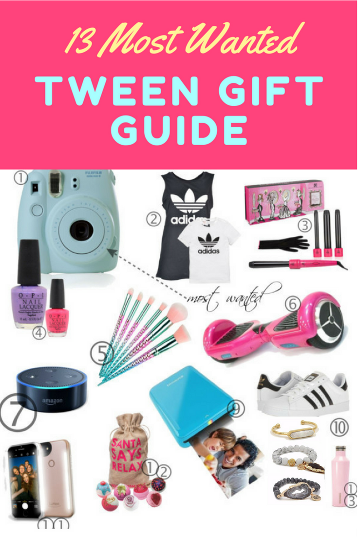 671235e913d Tween Gift Guide- Most Wanted Gifts For The Holiday Season. Are you looking  for the perfect gift for that tween in your life  This complete Tween Gift  Guide ...