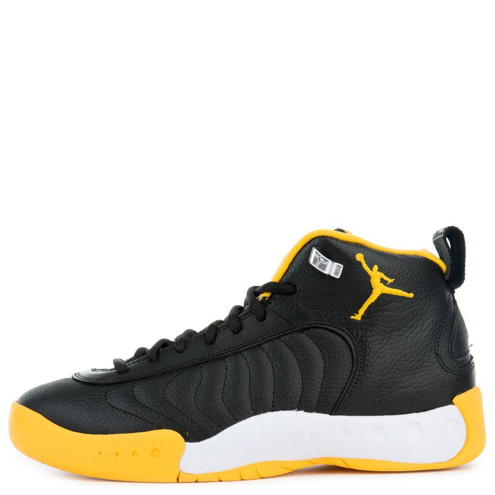 black and gold jumpman jordans