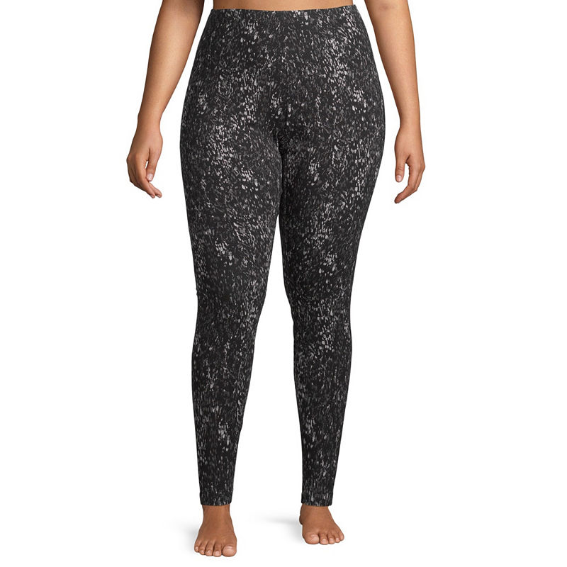 9e632ba143e37 Flirtitude Womens High Waisted Legging-Juniors Plus | Products in ...