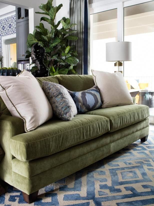 Pictures of the HGTV Smart Home 2016 Living Room HGTV