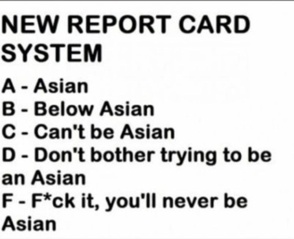 Asian Report Card Lifeu0027s Lessons Pinterest Life s - report card