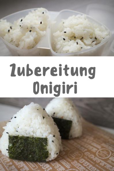 Onigiri Rezept: 3 schnelle & einfache Ideen | The Hangry Stories #chinesemeals