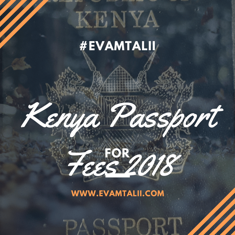 How to Apply for Kenyan Passport in eCitizen 2020