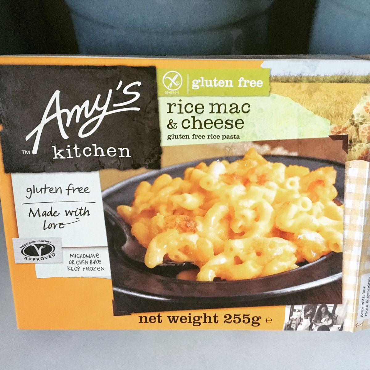 Amy S Kitchen Gluten Free Macaroni Cheese Best Macaroni And Cheese Macaroni Cheese Macaroni