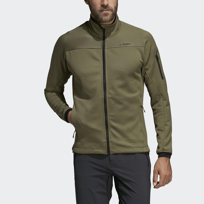 Terrex Stockhorn Fleece Jacket | Jackets, Outdoor wear