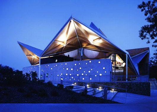 l'origami architecture