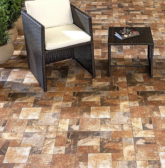 Nos encanta la ceramica cordillera y a t homecenter for Ofertas de terrazas en sodimac