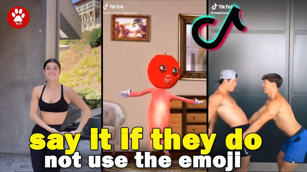 Say It If They Do Not Use The Emoji Tik Tok Hand Emoji Tik Tok Challen Hand Emoji Tik Tok Sayings