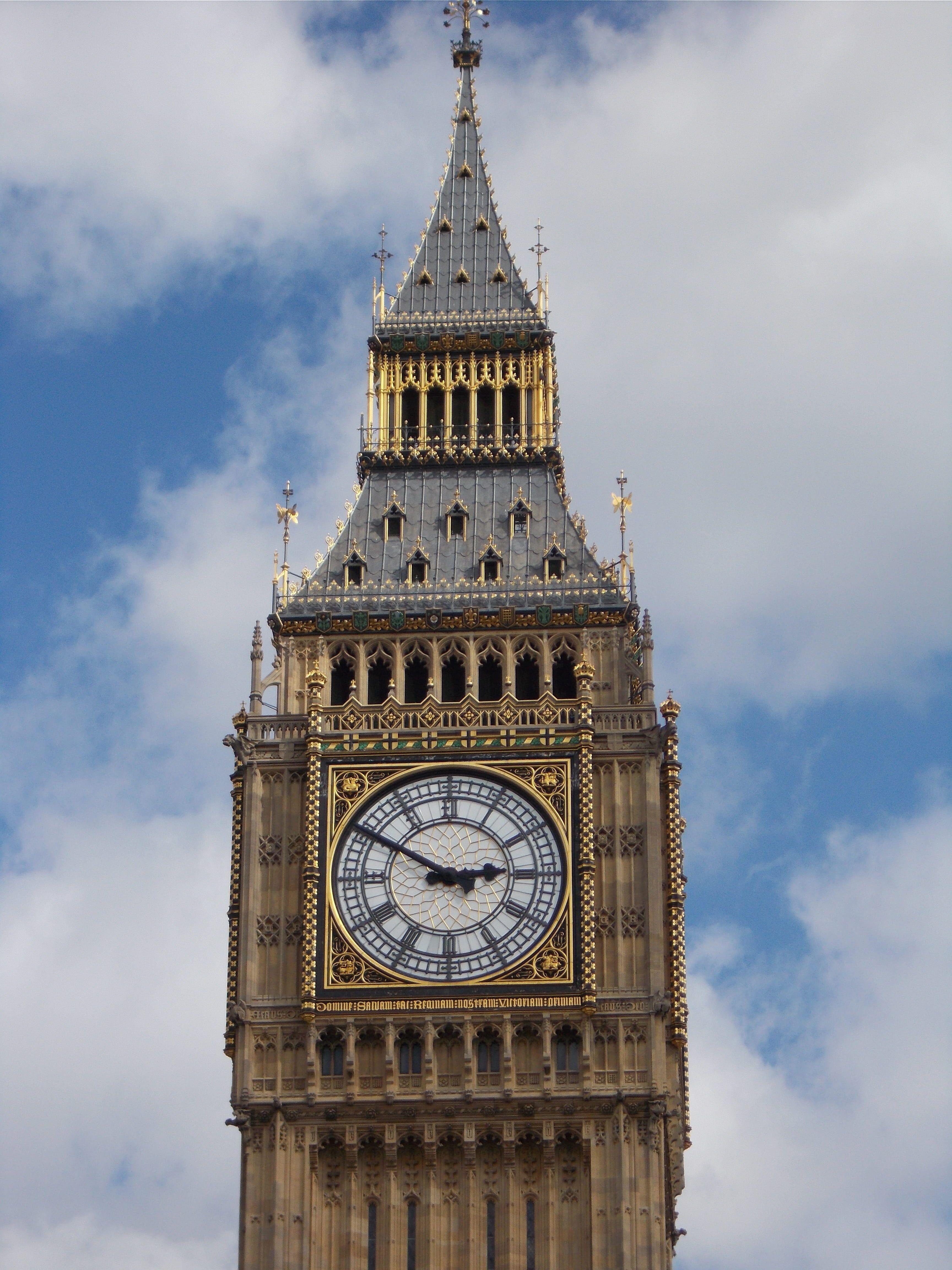 London Bigben Tower England Big Ben London England Clock Uk Houses Of Parliament London City Of Westminster Architecture Famous Place Clock Tower Eu