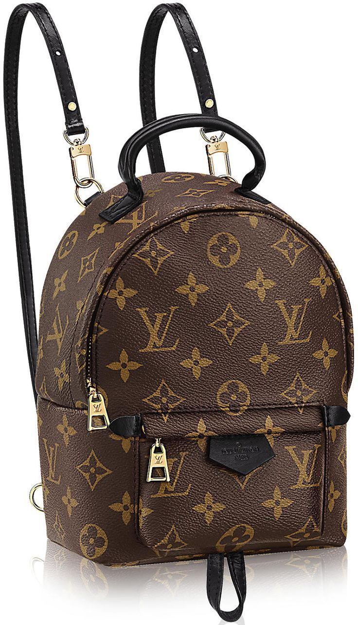 dc910afe58 Louis Vuitton Mini Palm Spring Backpack