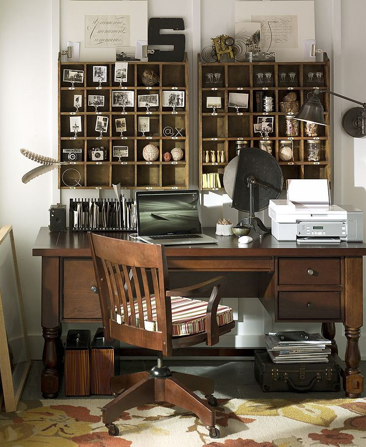 ... Cubby Organizer Office Picture Pottery Barn Office Organizer
