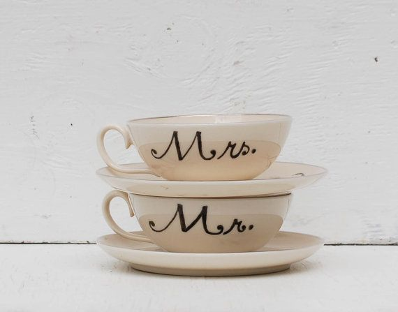 Want to DIY a pair of teacups like these!