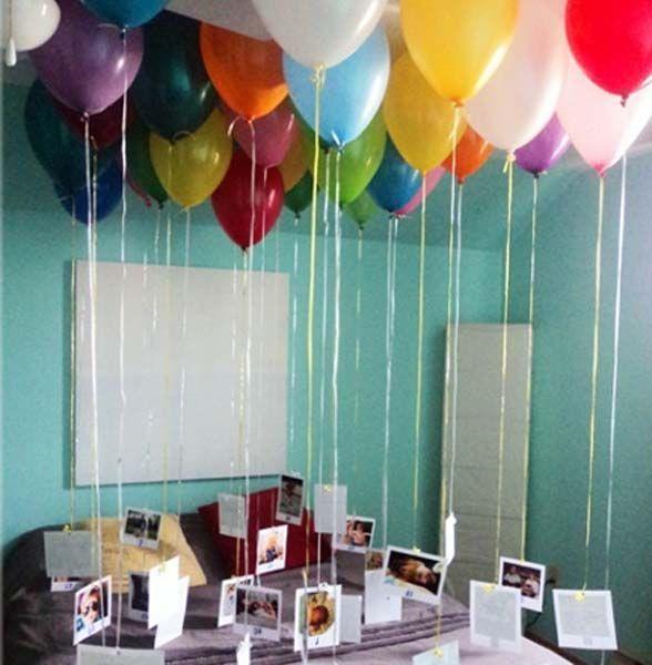 Adornos para cumplea os de adultos ideas para fiestas - Ideas originales casa ...