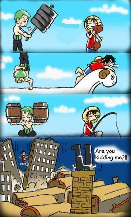 one piece   One piece funny, One piece meme, One piece anime