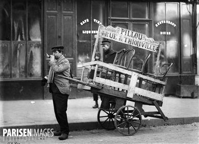 rempailleur de chaises paris 1907 paris belle epoque pinterest rempailleur chaises et. Black Bedroom Furniture Sets. Home Design Ideas