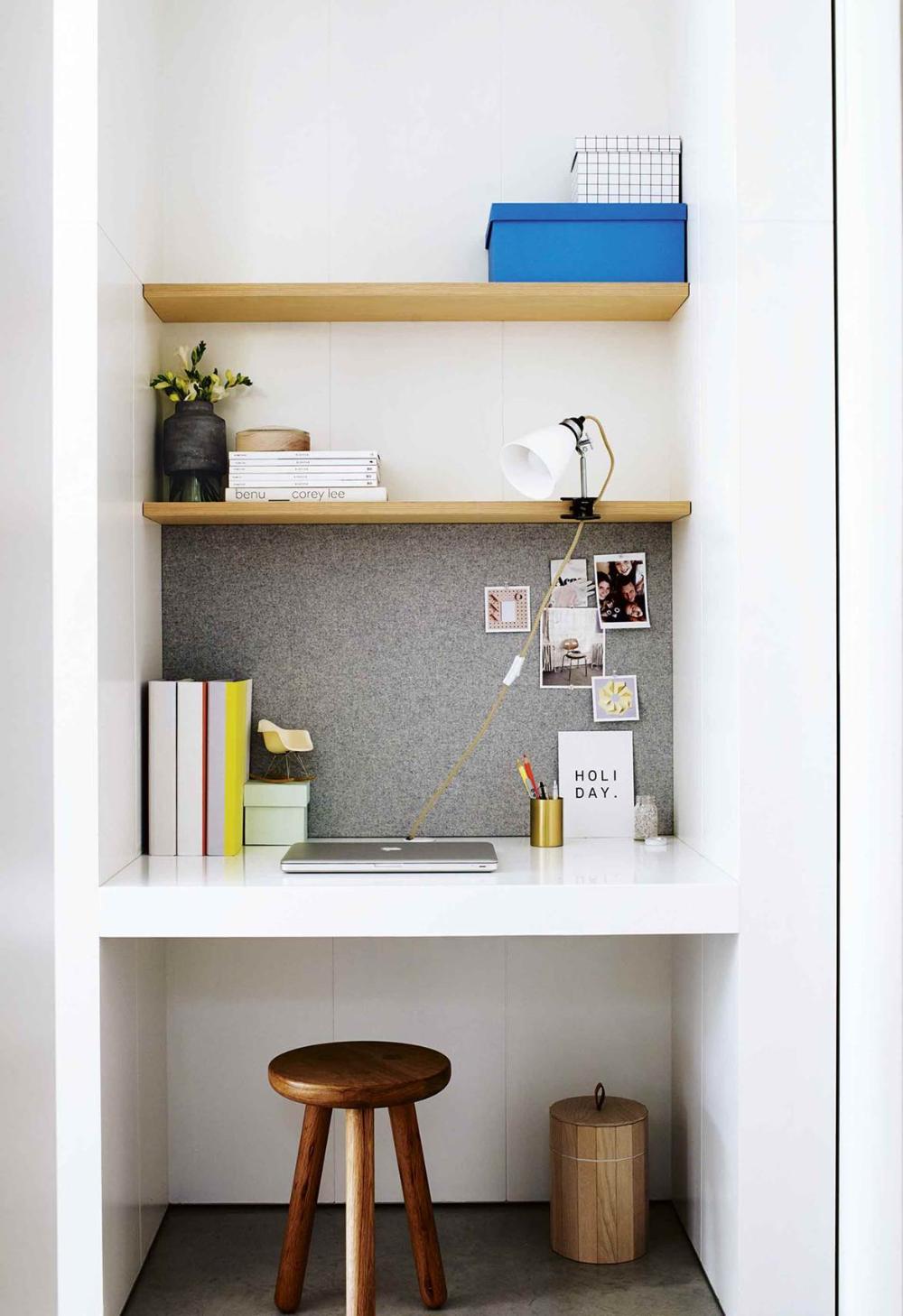 12 Study Nook Ideas For Your Home Home Office Design Desk Nook Study Nook