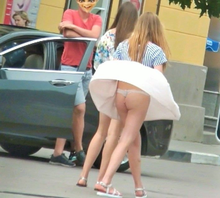 Damn upskirt by wind pics love