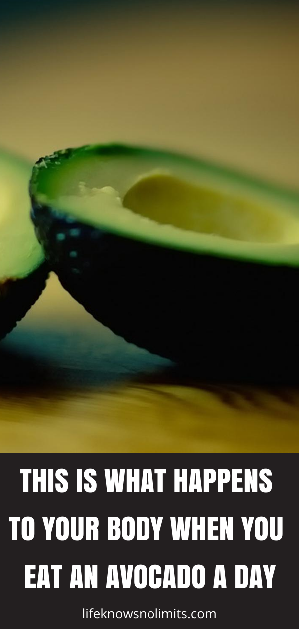 This is What Happens to Your Body When You Eat an Avocado a Day…