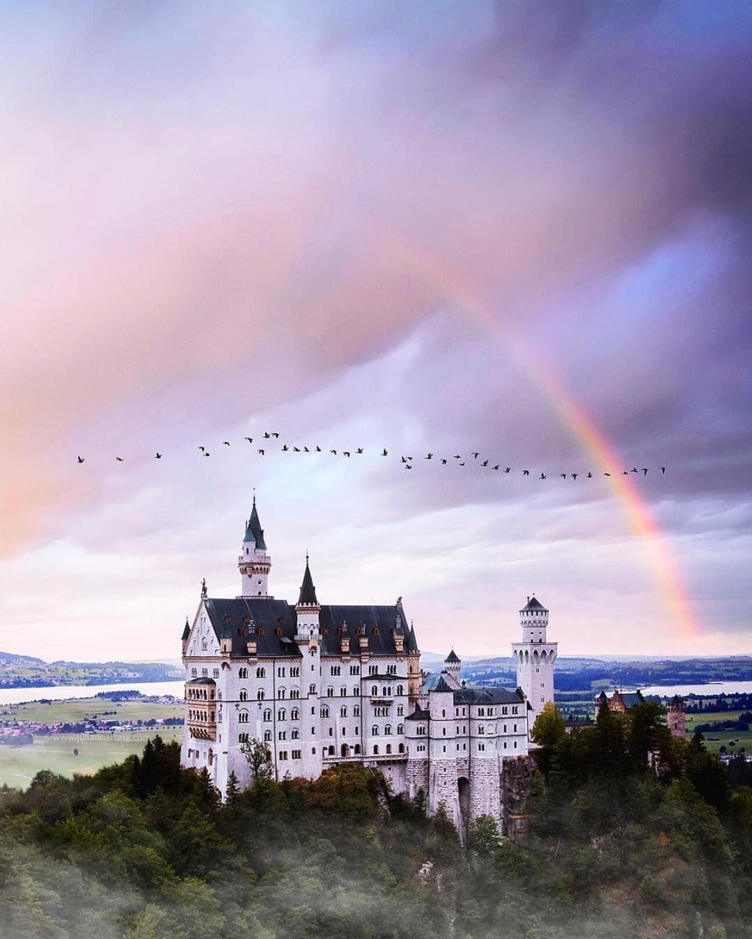 21 sagenhafte Orte in Bayern, die noch nicht einmal Bayern kennen #castles
