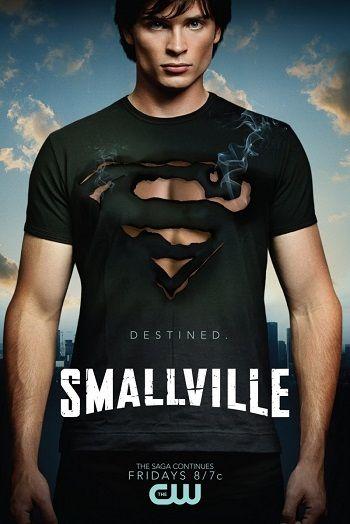 Serie Smallville 1º A 10º Temporada Dublado Torrent Assistir