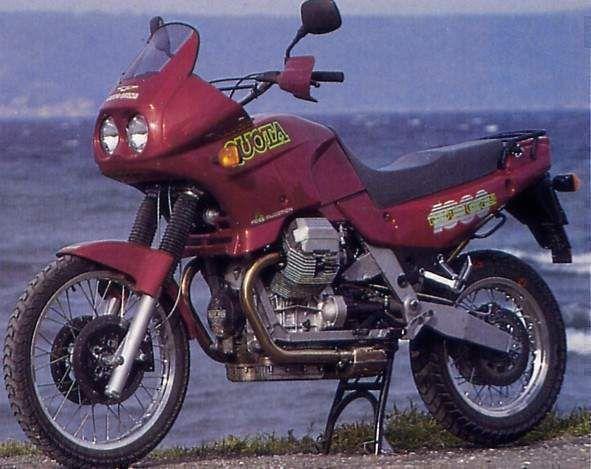 Moto Guzzi V Twin Off Roaders Improbable Italian Enduros Coole