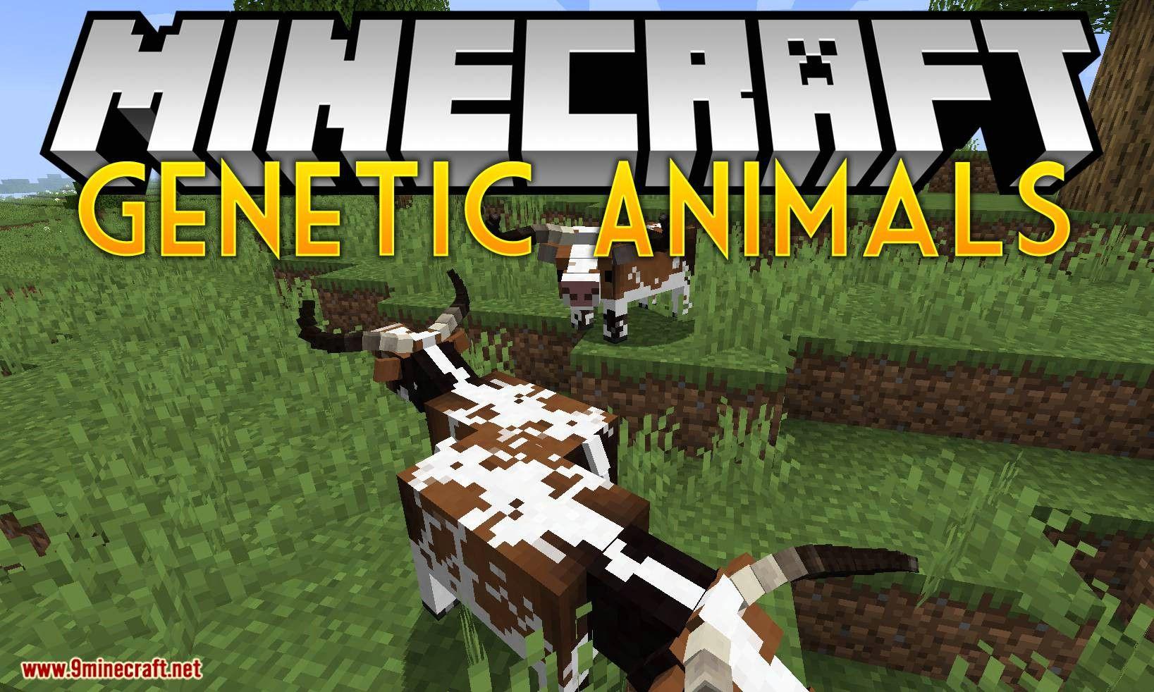 12+ Minecraft more animals mod ideas in 2021