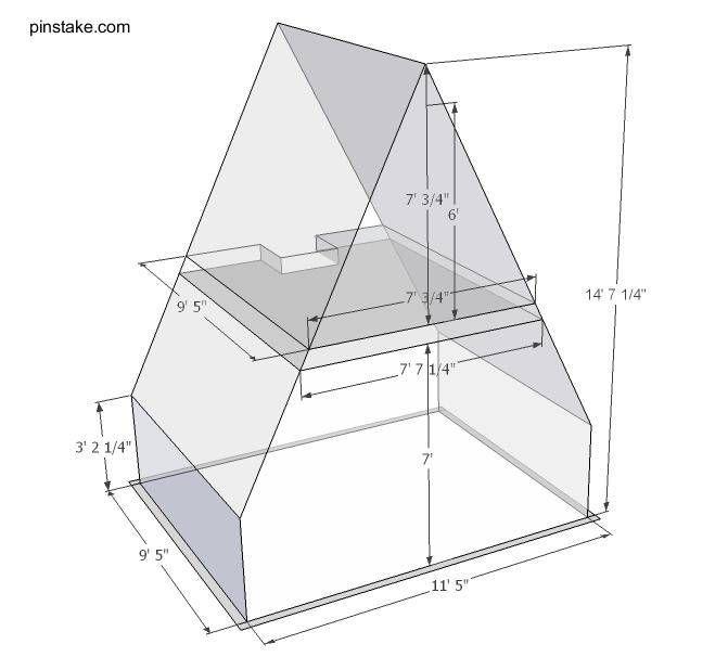 Casas alpinas dise os y modelos arquitectura de casas for Planos de chalets