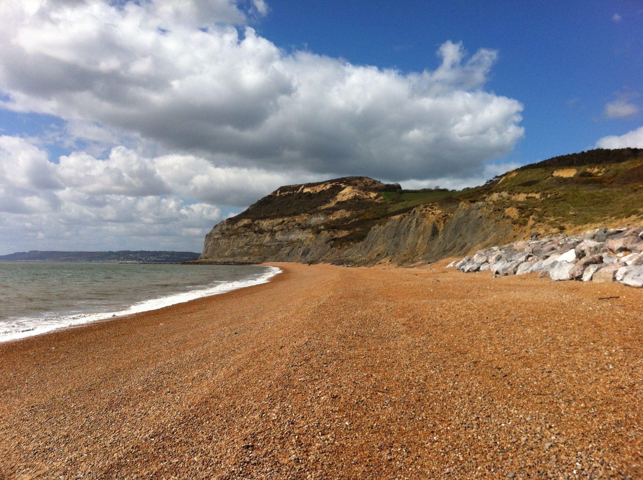 walking Dorset beaches | Dorset beaches, Coastal cottage ...