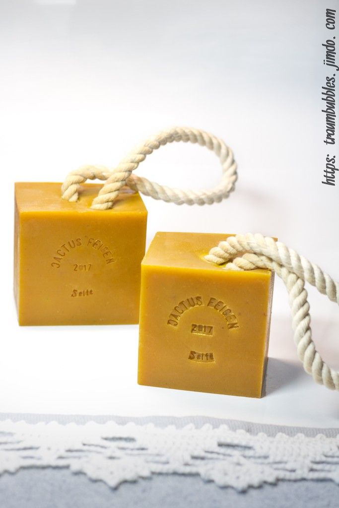 Soap on a rope..... #soappackaging