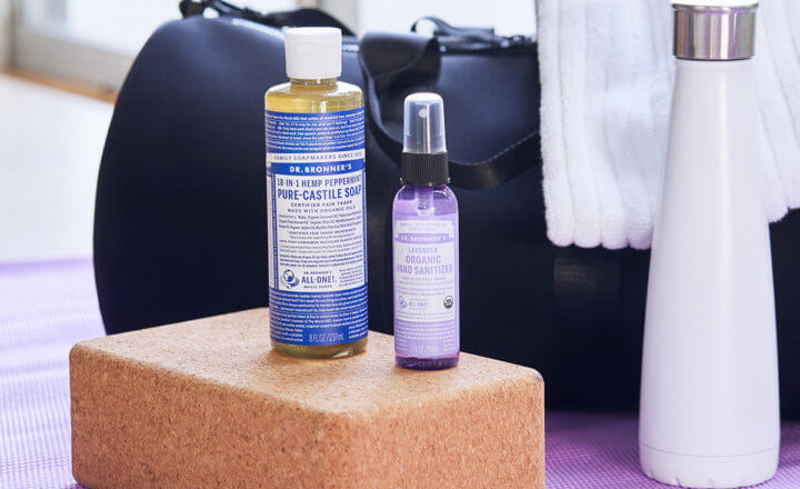 Dilutions Cheat Sheet for Dr. Bronner's PureCastile Soap