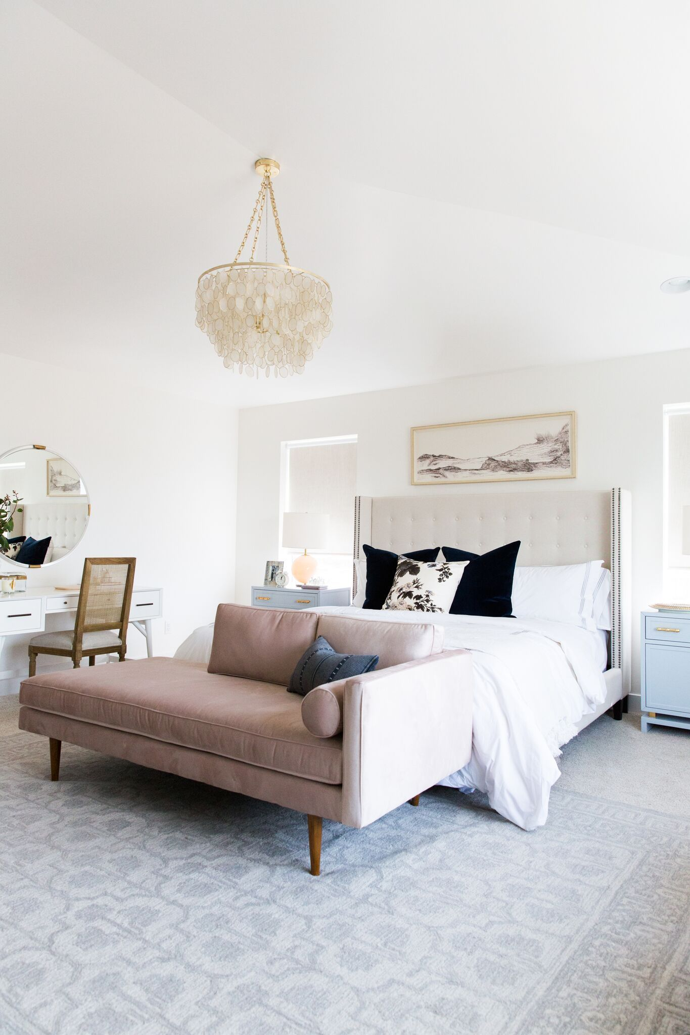 vineyard street project studio mcgee shabby chic bedrooms theme rh pinterest ca