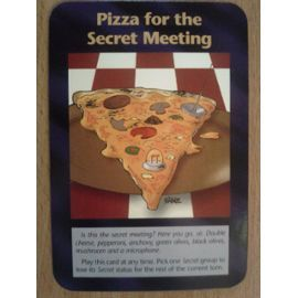 Image result for INWO pizza for the secret meeting