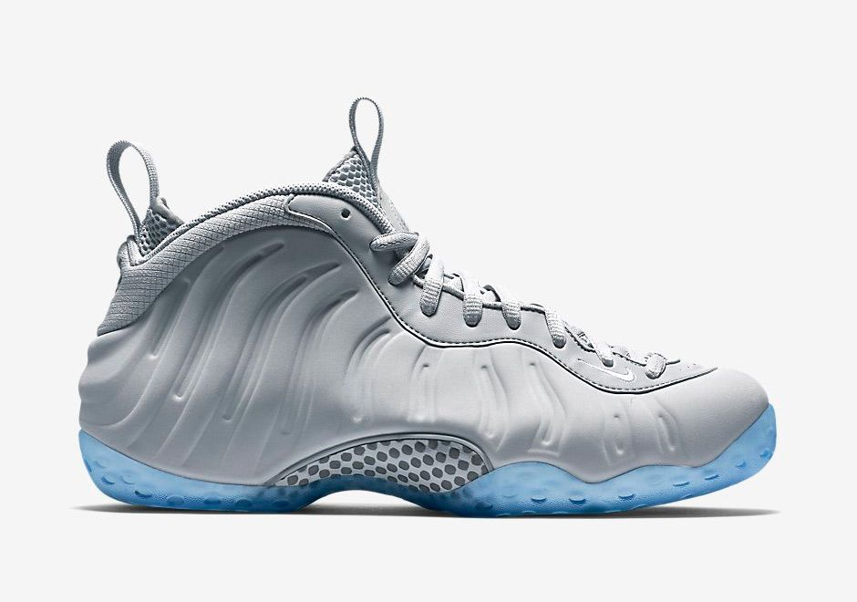 "buy online 0d3d4 88174 Nike Air Foamposite One ""Wolf Grey"" -Release Date: July 11th, 2015 -Price:  $250"