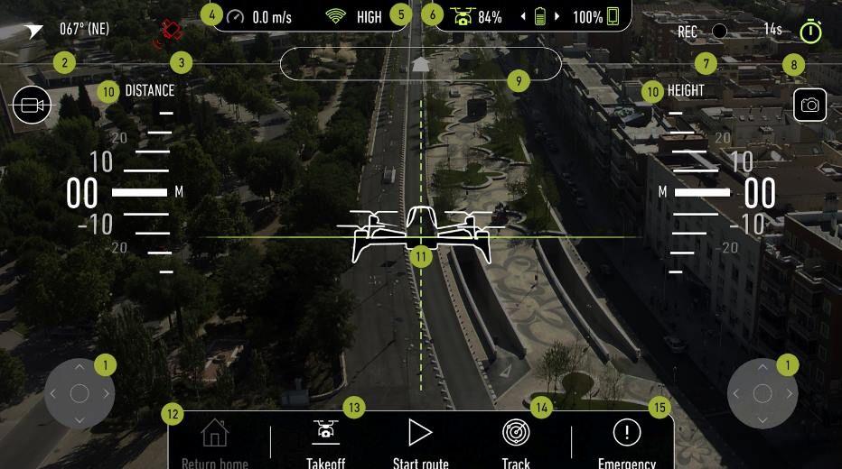 #Gadgets #drones #pilotar 4Fly, para pilotar drones usando la realidad virtual