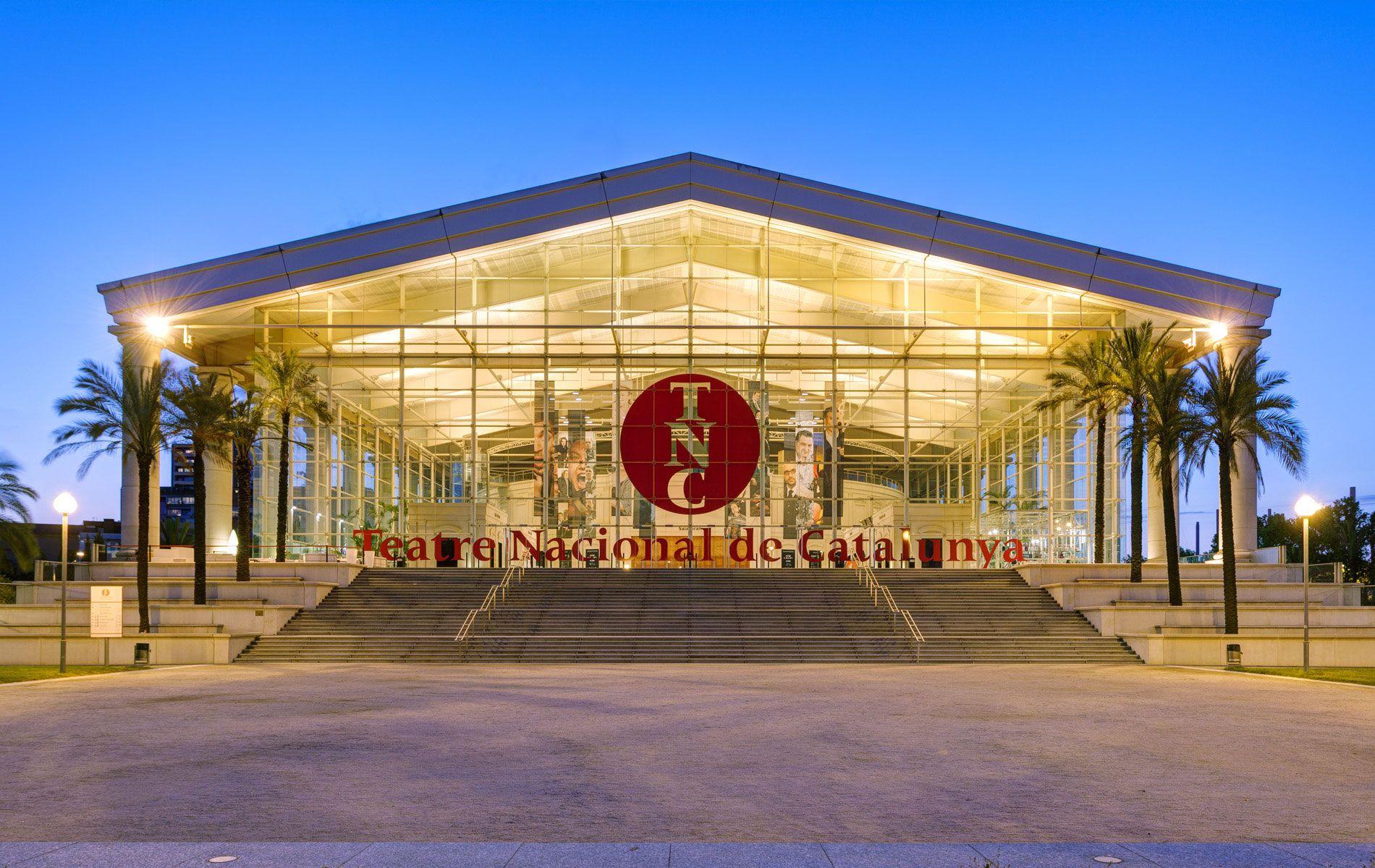 Teatre nacional de catalunya ricardo bofill taller de for Teatre nacional de catalunya
