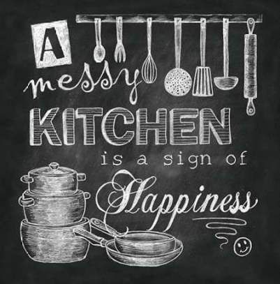Wall Quotes Kitchen Chalkboard Paint 46 Ideas Kitchen Quotes