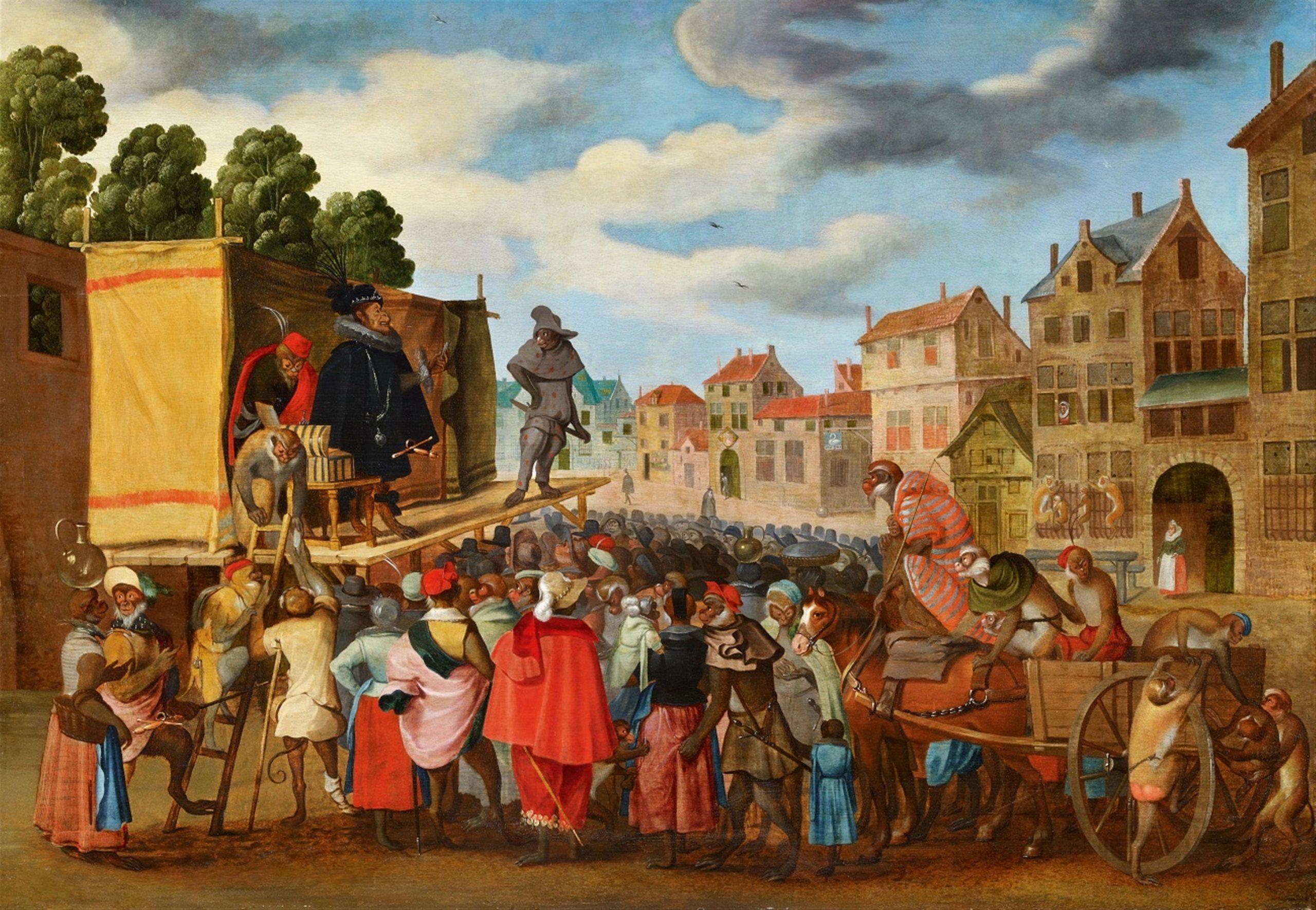 Marktplatz Auktion