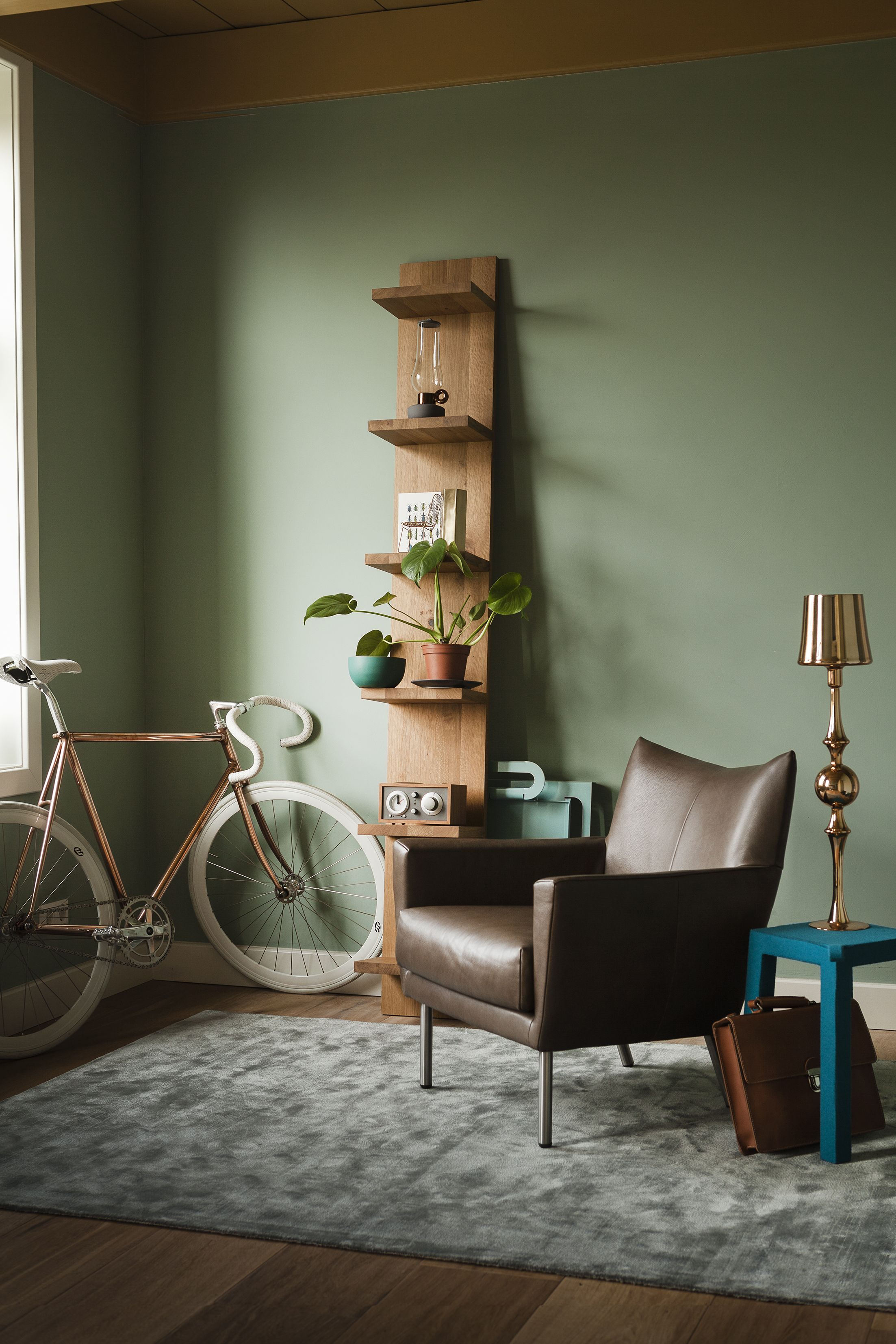Verwonderlijk Design on Stock Fauteuil Toma (met afbeeldingen) | Groene kamers QX-48