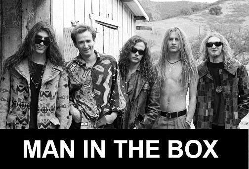 Alice In Chains With Man In The Box Video Director Paul Ratchman