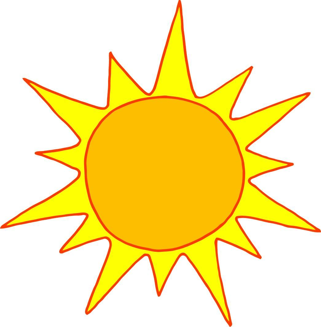 hot sun clip art clipart by www graphicsfactory com clip art rh pinterest co uk sun clipart free sun clipart black and white