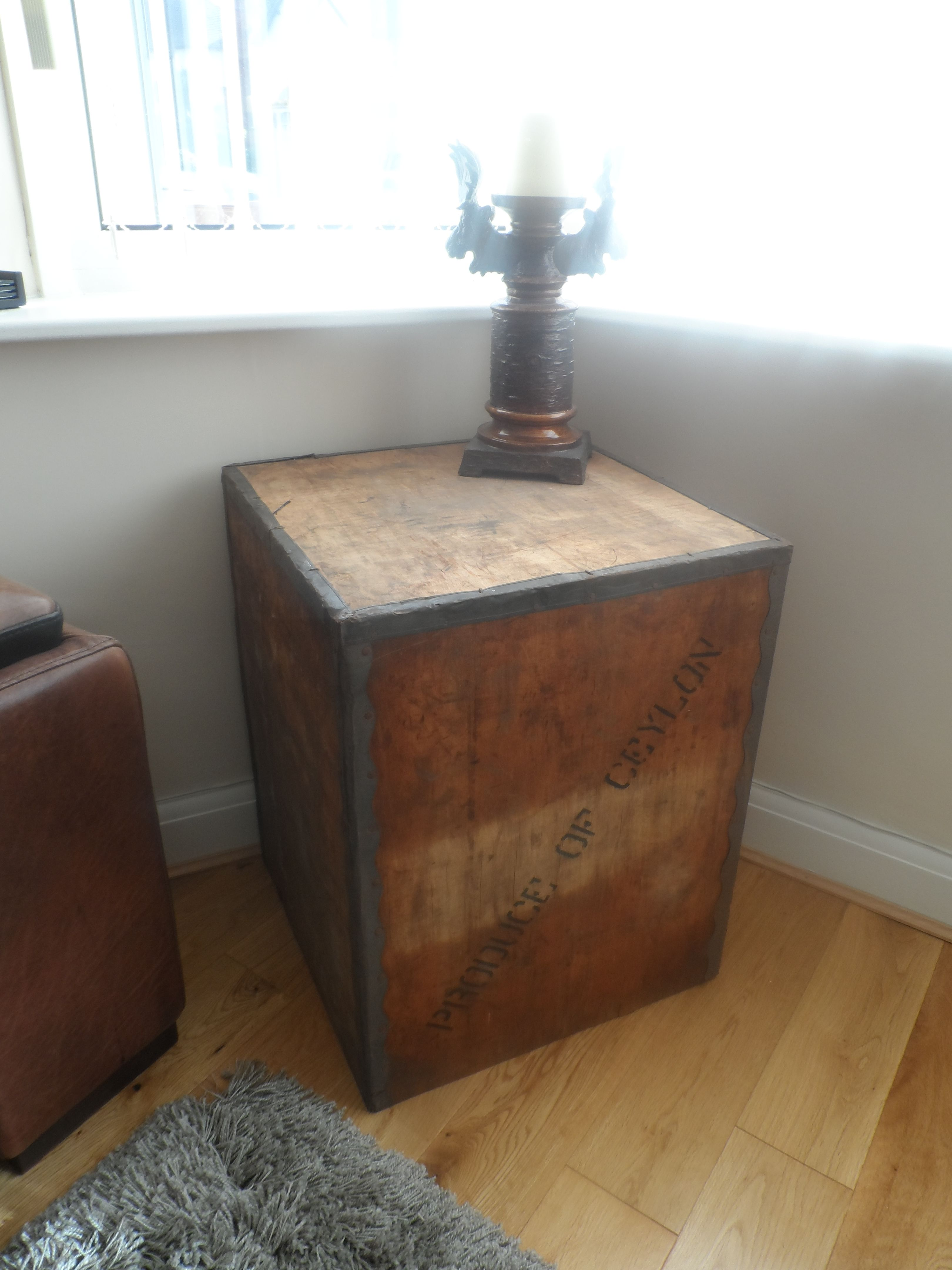 This Upside Down Box Is Something I Found In My Grandparents Loft